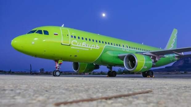Самолет экстренно сел в Братске из-за плохого самочувствия пассажира