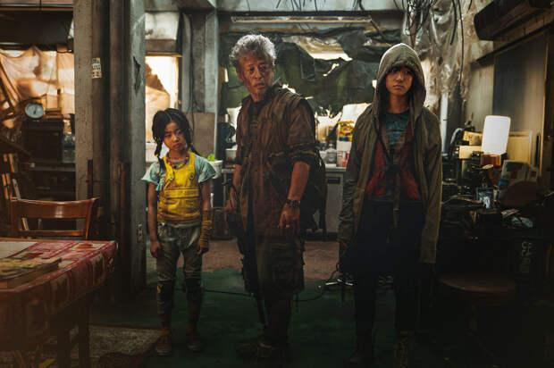 «Поезд в Пусан 2: Полуостров»: Плакала половина Кореи