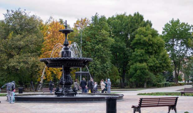 ВНижнем Новгороде открыли сквер уДКимени Ленина после благоустройства