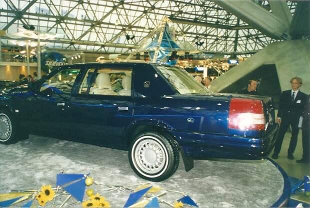Москвич-214242 Иван Калита автовыставка, автосалон, выставка, ретро фото