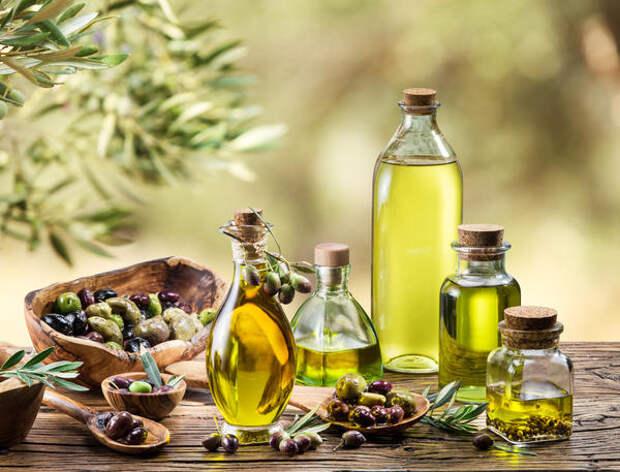 Лучше всего использовать легкое оливковое масло