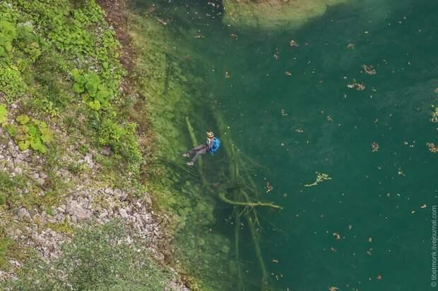 ropejumping37 Прыжок в Сухое озеро