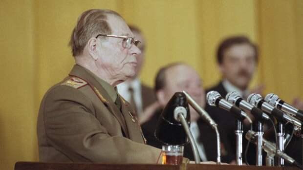 Тайна смерти маршала Устинова: ЦРУ травило неугодных социалистических военноначальников