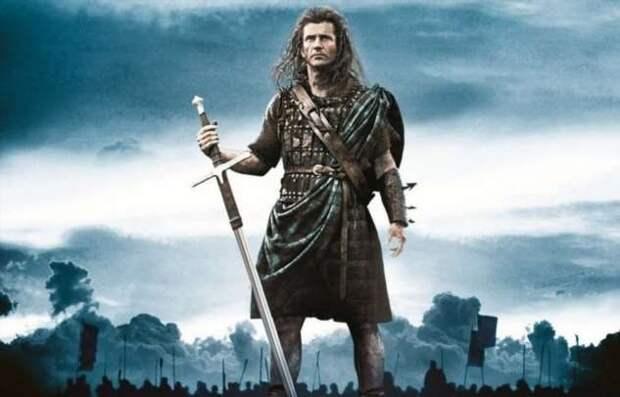 Двуручный меч Уильяма Уоллеса: мог ли шотландский герой орудовать клинком в рост человека