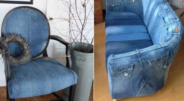переделка джинсовой куртки