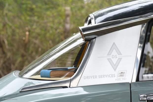 Citroen DS— самая крутая тачка завсюисторию автомобилестроения
