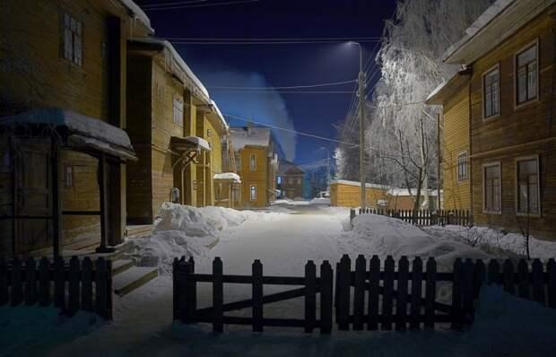 Красота русского Севера в фотографиях «National Geographic Россия».