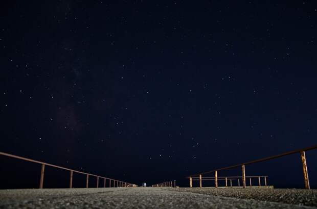 Фотоподборка звездного неба