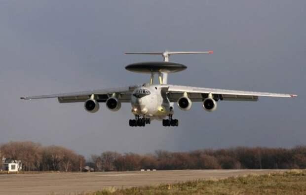 А-50 – главный самолет ДРЛО России