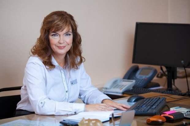 Глава управы района Северный Елена Колесова. Фото предоставлено управой района