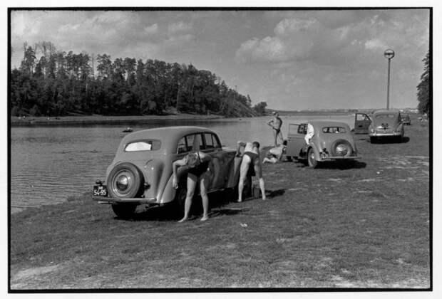 Осколки истории : Уникальные ретро-фотографии (47 фото)