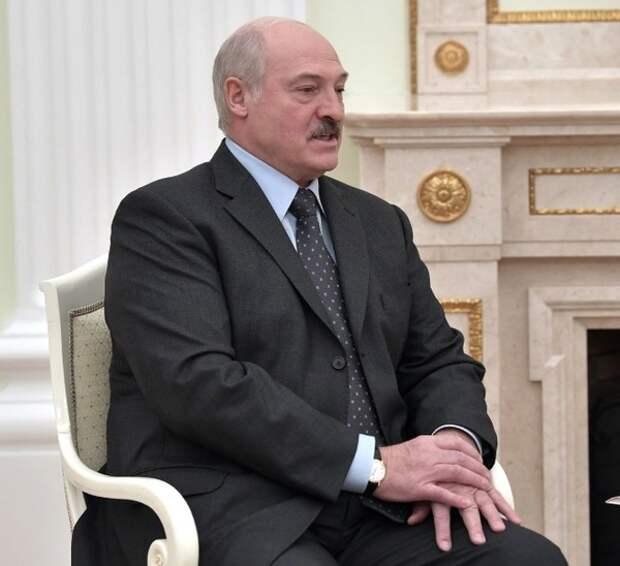 Песков назвал дату визита Лукашенко в Россию