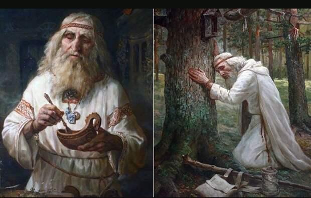 Знахари на Руси