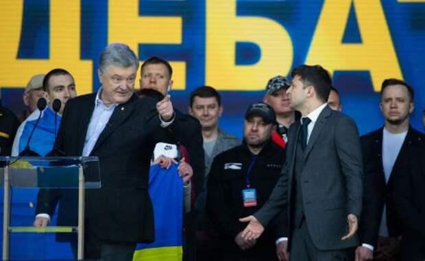 Украинская метаморфоза, или Порошенко как будущий премьер-министр при Зеленском