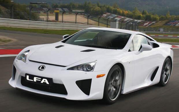 Залежалый товар: дилеры Lexus не могут избавиться от суперкаров