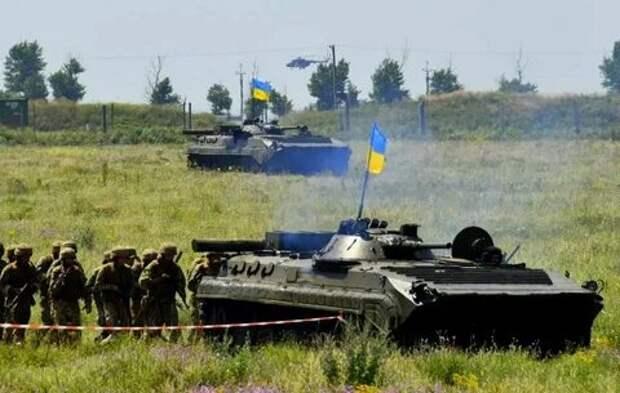Зачем Украина превратила учения в постоянно действующее шоу