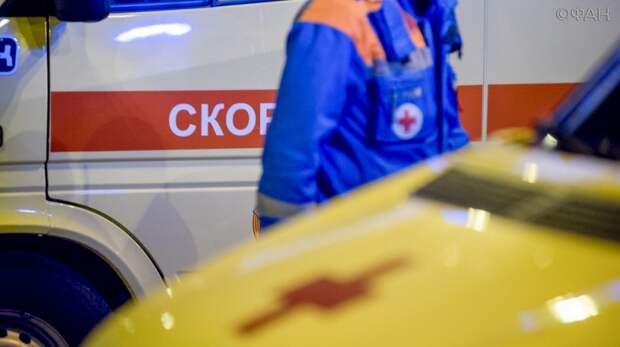 ВАЗ и каршеринг столкнулись в Кировском районе Петербурга
