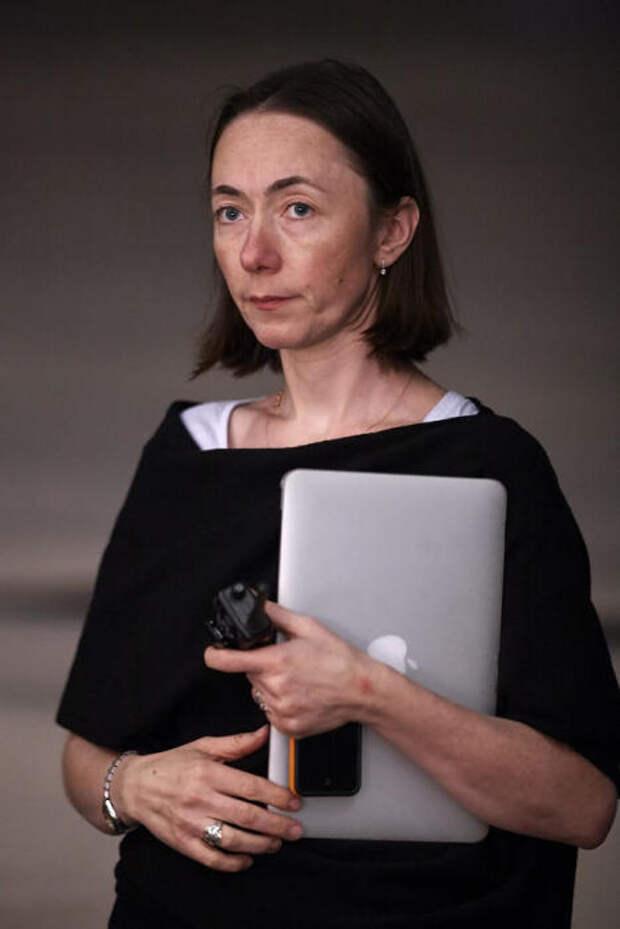 Софья Кругликова. / Фото: www.sovremennik.ru