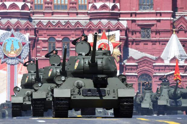 Еще повоюет: NI восхитился долгой службой танка Т-34