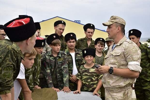 Реестровые казаки и общественники: как воспитать молодежь