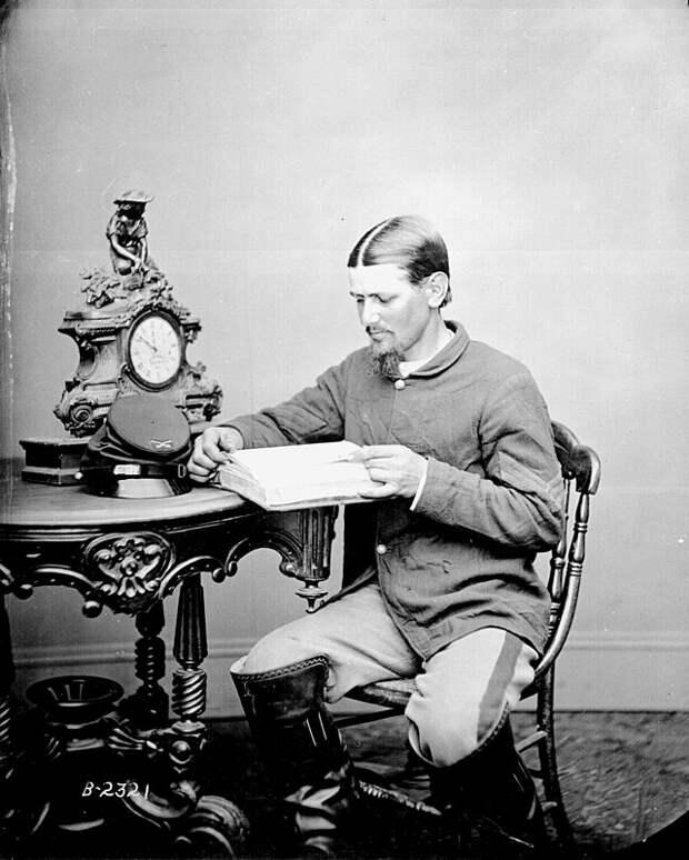 6 фактов о Томасе Корбетте, который застрелил убийцу Линкольна и кастрировал себя