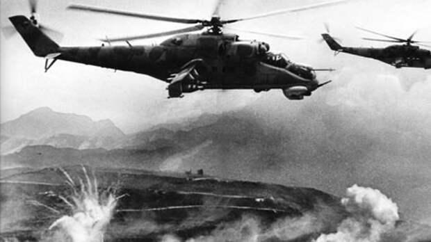 """25 декабря 1979 года советские войска вошли в Афганистан... (""""Тринадцать Тысяч Триста"""")"""