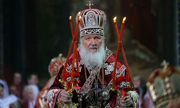 Патриарх Кирилл предостерёг Путина от тирании