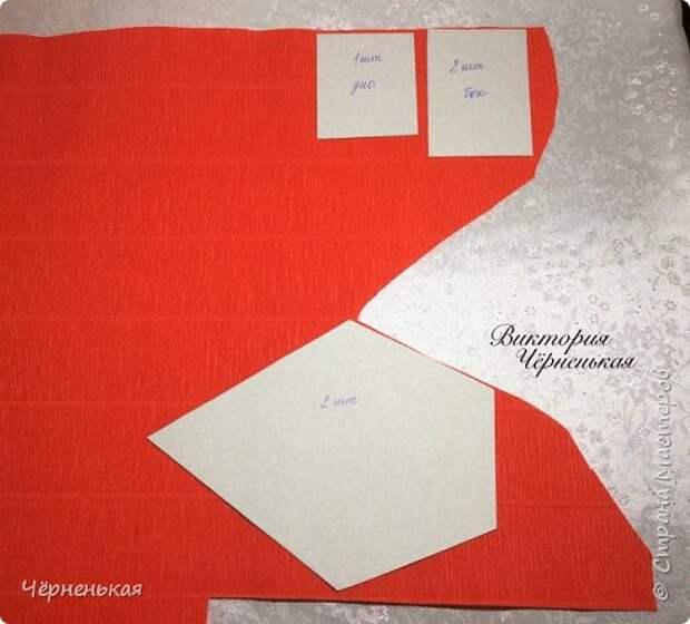 Мастер-класс Свит-дизайн Новый год Моделирование конструирование Домик-часики из конфет Мастер класс Бумага гофрированная фото 11