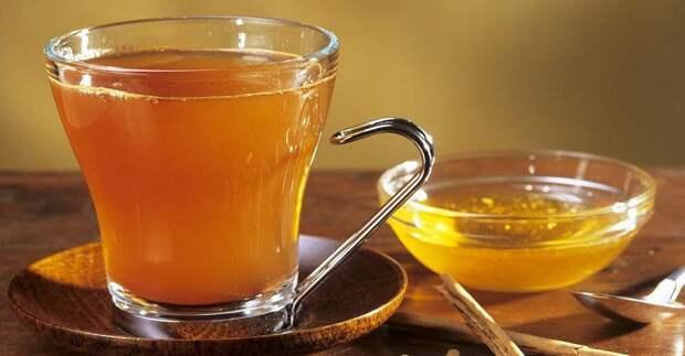 чай с косточки авокадо