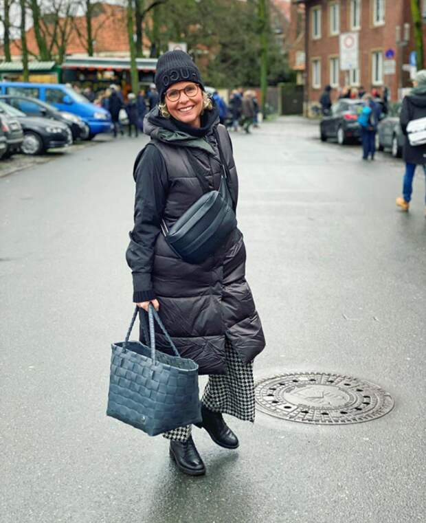 Вязаная шапка для женщины до и после 50-ти: как подобрать шапку, чтобы выглядеть стильно, а не простовато