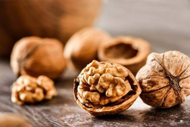 Что будет, если каждый день есть по три грецких ореха