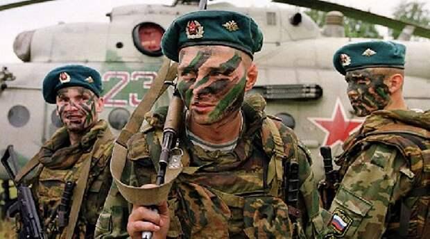Российские десантники развернуты в Южной Сирии напротив американских элитных подразделений