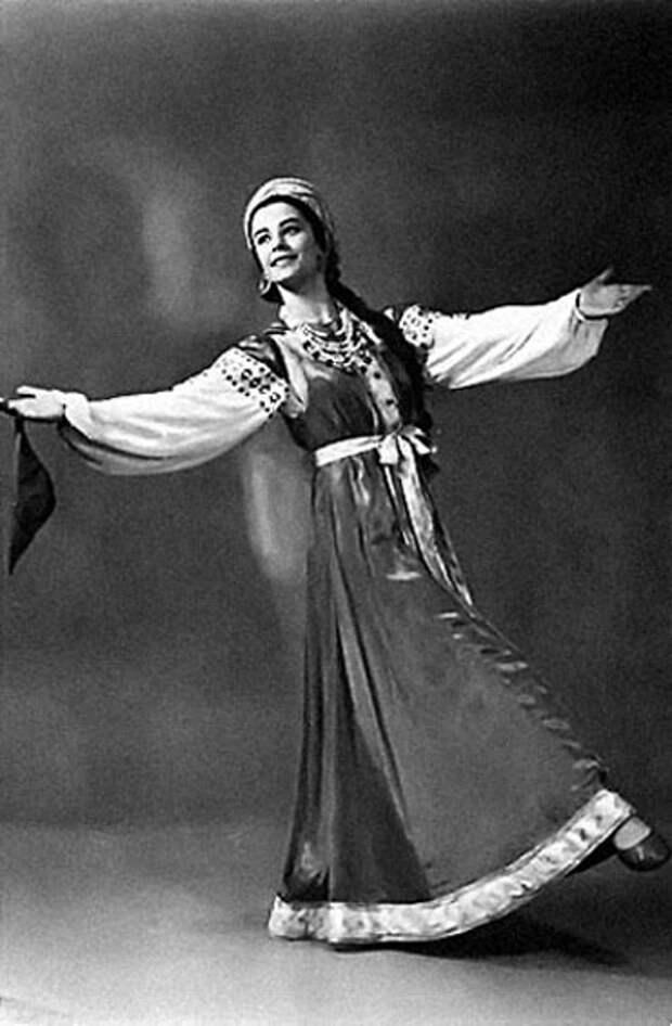 Краткая фильмография знаменитой балерины Ольги Заботкиной.