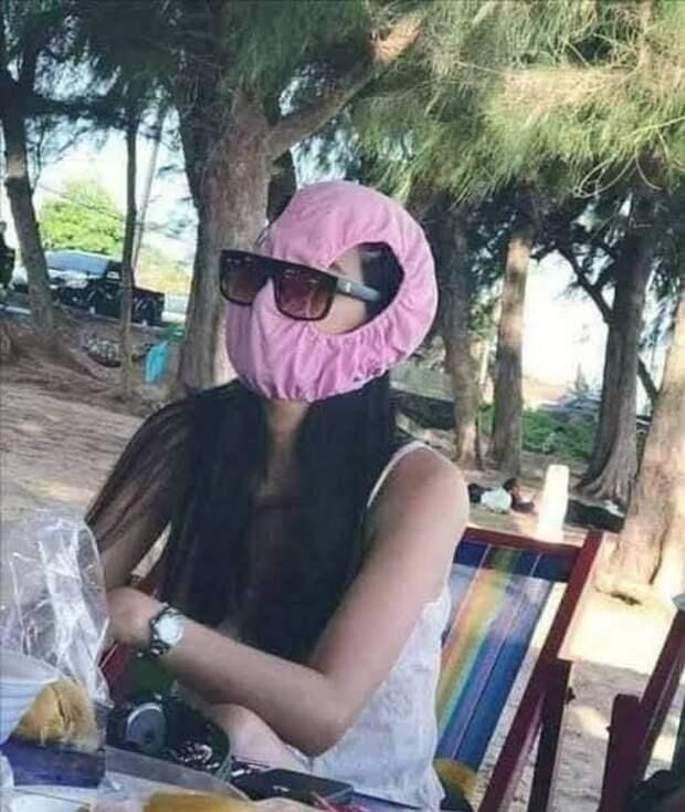 Самые креативные маски от коронавируса