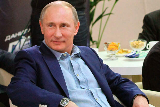 Браво, Путин!