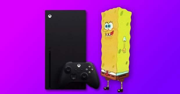 Вот почему новая консоль Xbox стала мемом