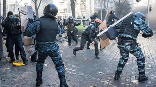 Беркут дает советы белорусским коллегам. Без политики!