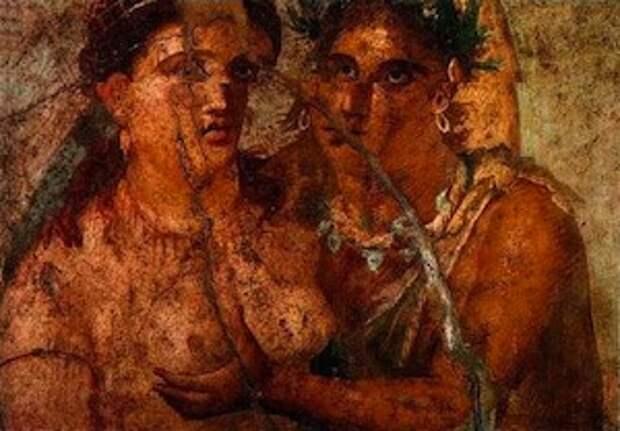 Римские проститутки убивали детей сразу после родов