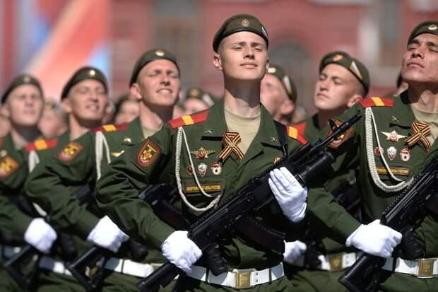 Российская армия вошла в пятерку сильнейших в мире