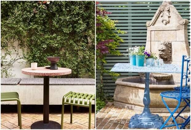 15 блестящих идей, как обустроить задний двор и место для отдыха