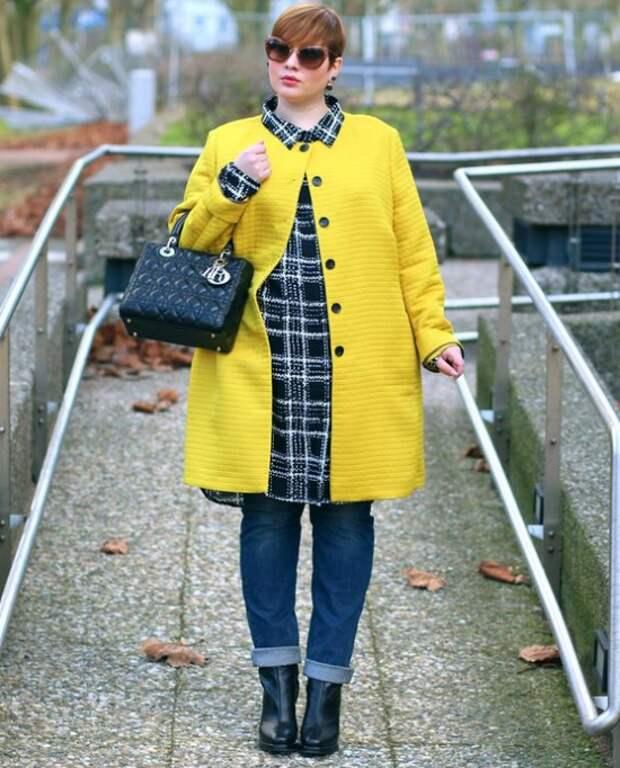 Широкие бедра и возрастной стиль: как красиво одеваться