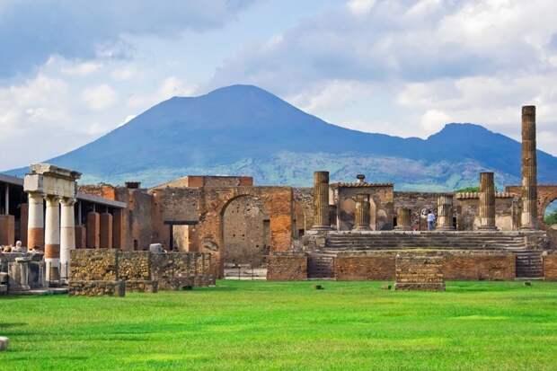 Катастрофа вторая: вулкан Везувий древность, жертвы, землетрясение, извержение вулкана, история, катастрофа