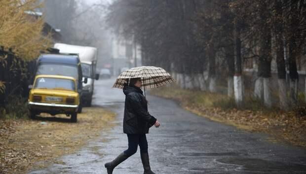Облачно и до плюс 3 градусов ожидается в Подольске в пятницу