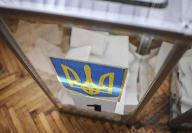 На украинских выборах уверенно победил Владимир Путин