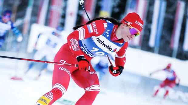 Непряева вернулась в расположение лыжной сборной России после операции на руке