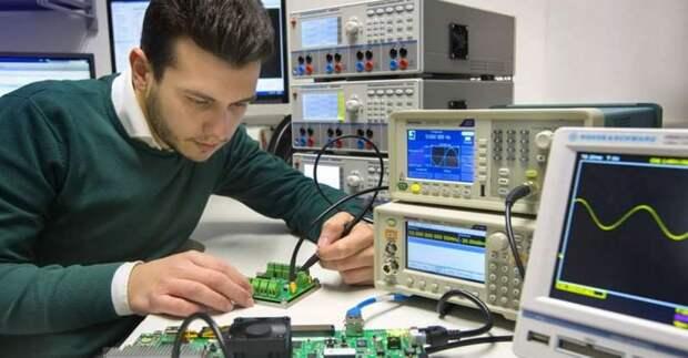 Русская микроэлектроника развивается?
