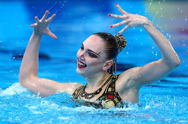 Олимпийская чемпионка Светлана Колесниченко