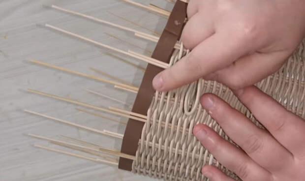 Оригинальная идея утилизации ненужного электрического кабеля