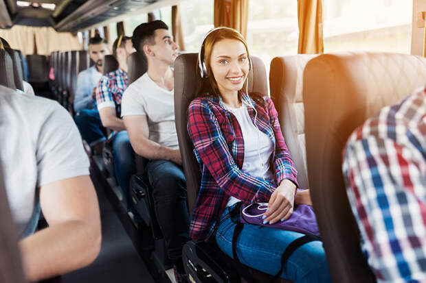 Названы самые популярные у россиян автобусные направления