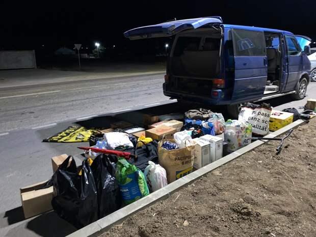 Гастарбайтер хотел организовать канал поставки наркотиков в Крым, но попался